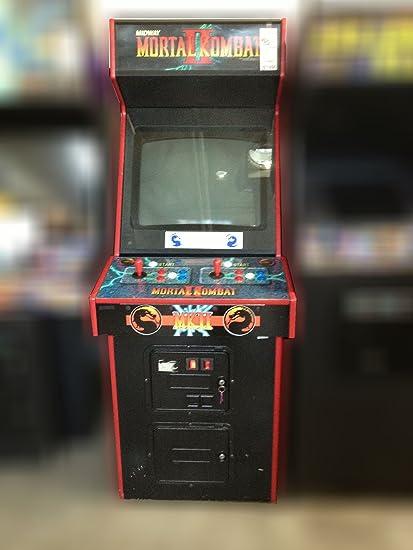 amazon com mortal kombat 2 arcade game sports outdoors
