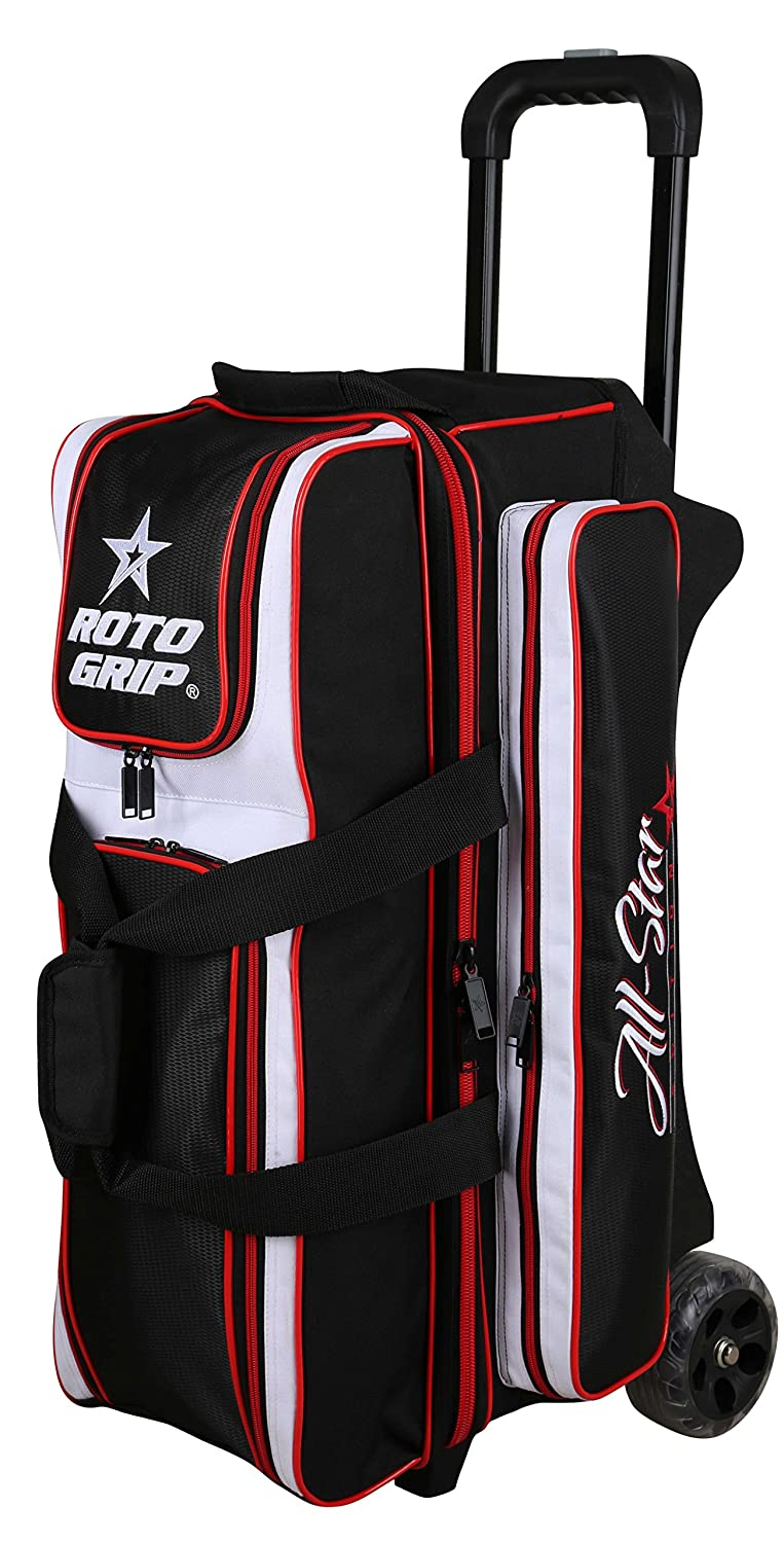 Rotoグリップ3ボールローラーBowling bag- All Star Edition Roto Grip Bowling Products RG3303