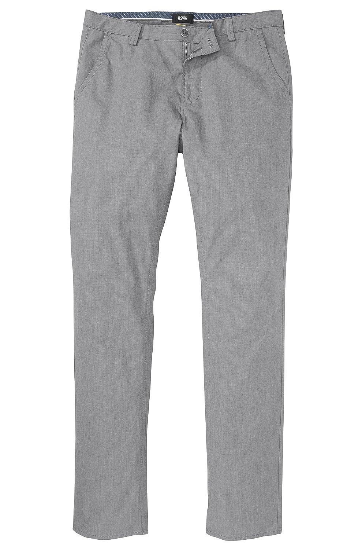 414dc615d79 Amazon.com  Hugo Boss Men s Rice Golf Trouser Pants (Grey) - 48  Clothing