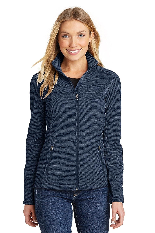 Port Authority Women's Digi Stripe Fleece Jacket L231