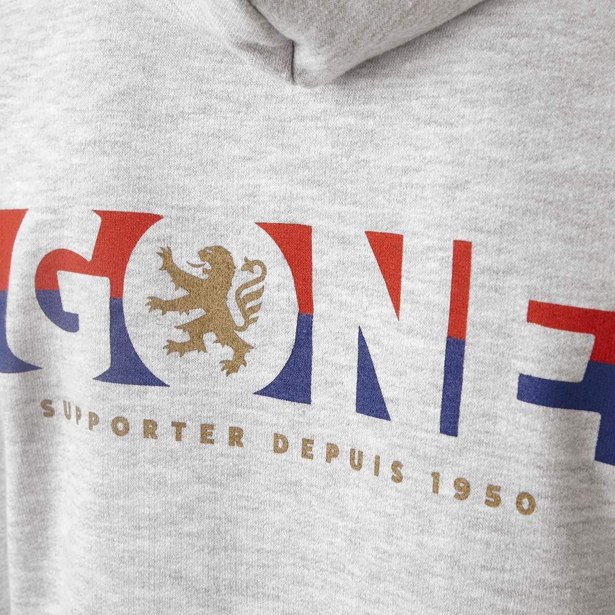 Olympique Lyonnais Veste /à Capuche Gone Adulte