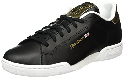11b77bc117640 Reebok Men s NPC Ii Metallics Low-Top Sneakers