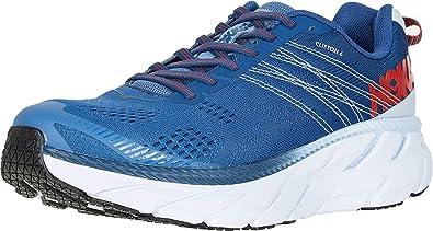 HOKA ONE One Clifton 6 Deportivas Hombres Azul - 45 1/3 - Running/Trail: Amazon.es: Zapatos y complementos