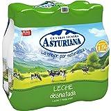 Central Lechera Asturiana - Leche Desnatada Botella 1,5L (Pack 6)
