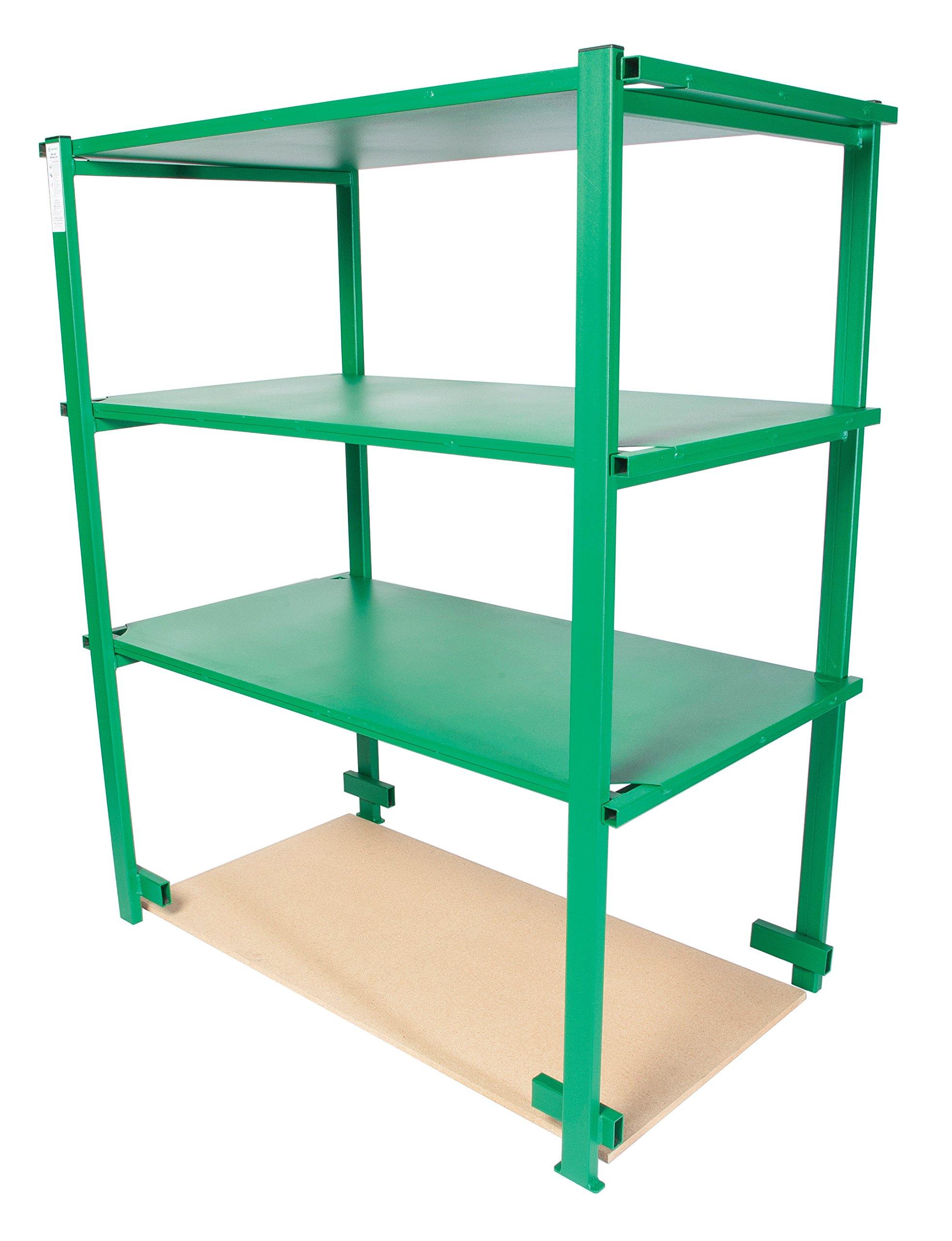 Greenlee GMX-663 Shelf Unit, 4 Tier