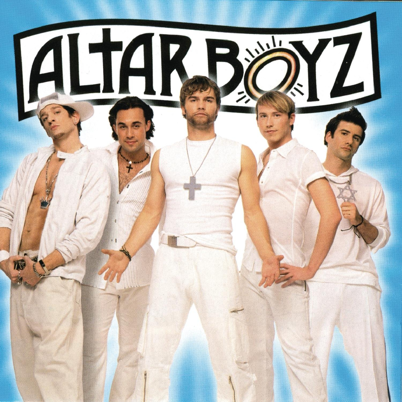Gary Adler, Michael Patrick Walker, Scott Porter - Altar Boyz (2005 Original Off-Broadway Cast) - Amazon.com Music