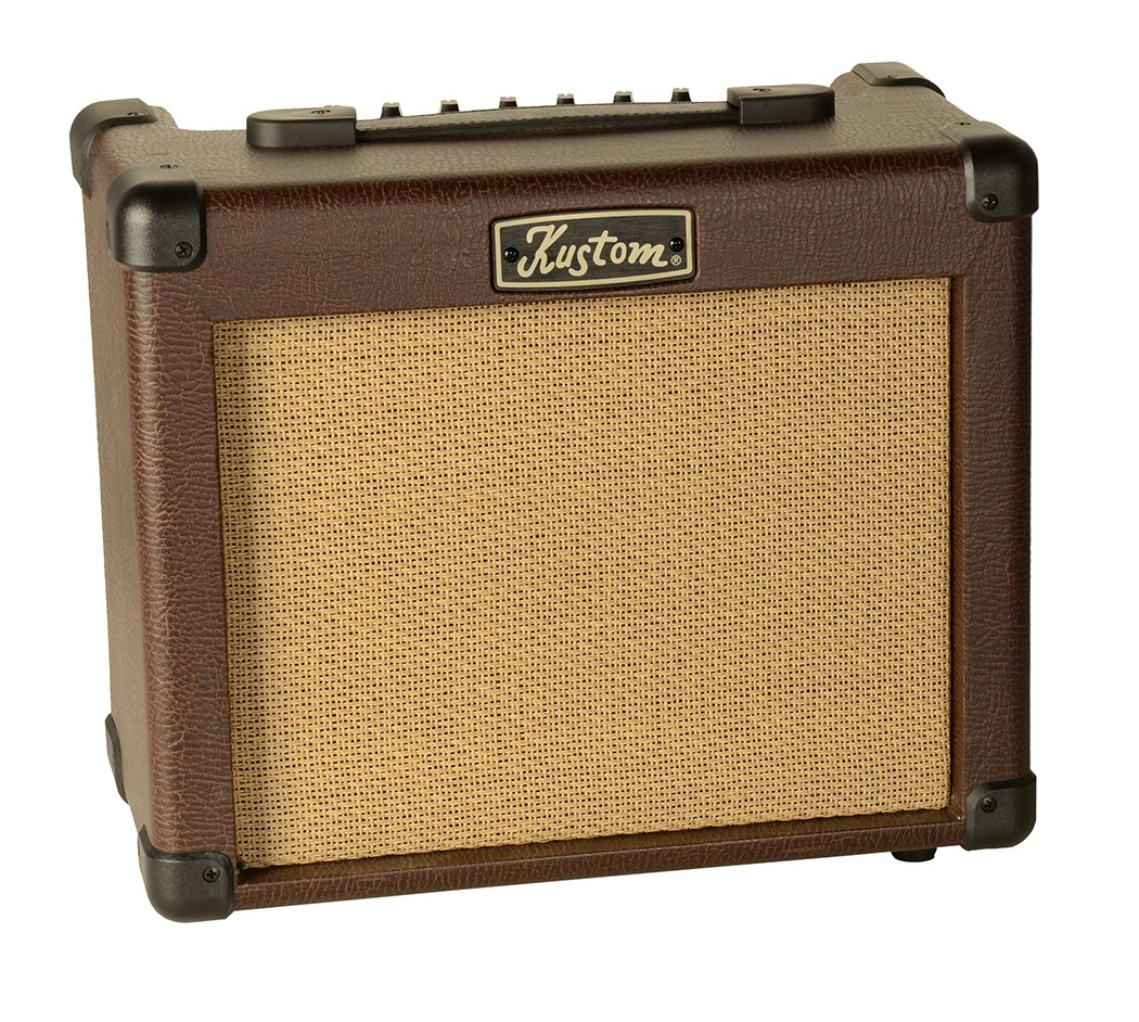 Kustom SIENNA16PRO 6W Acoustic Amplifier with Reverb