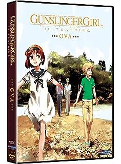 Amazon.com: Gunslinger Girl: Il Teatrino [Blu-ray]: Luci ...