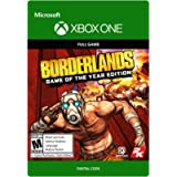 Borderlands: Game of the Year Edition - Xbox One [Digital Code]