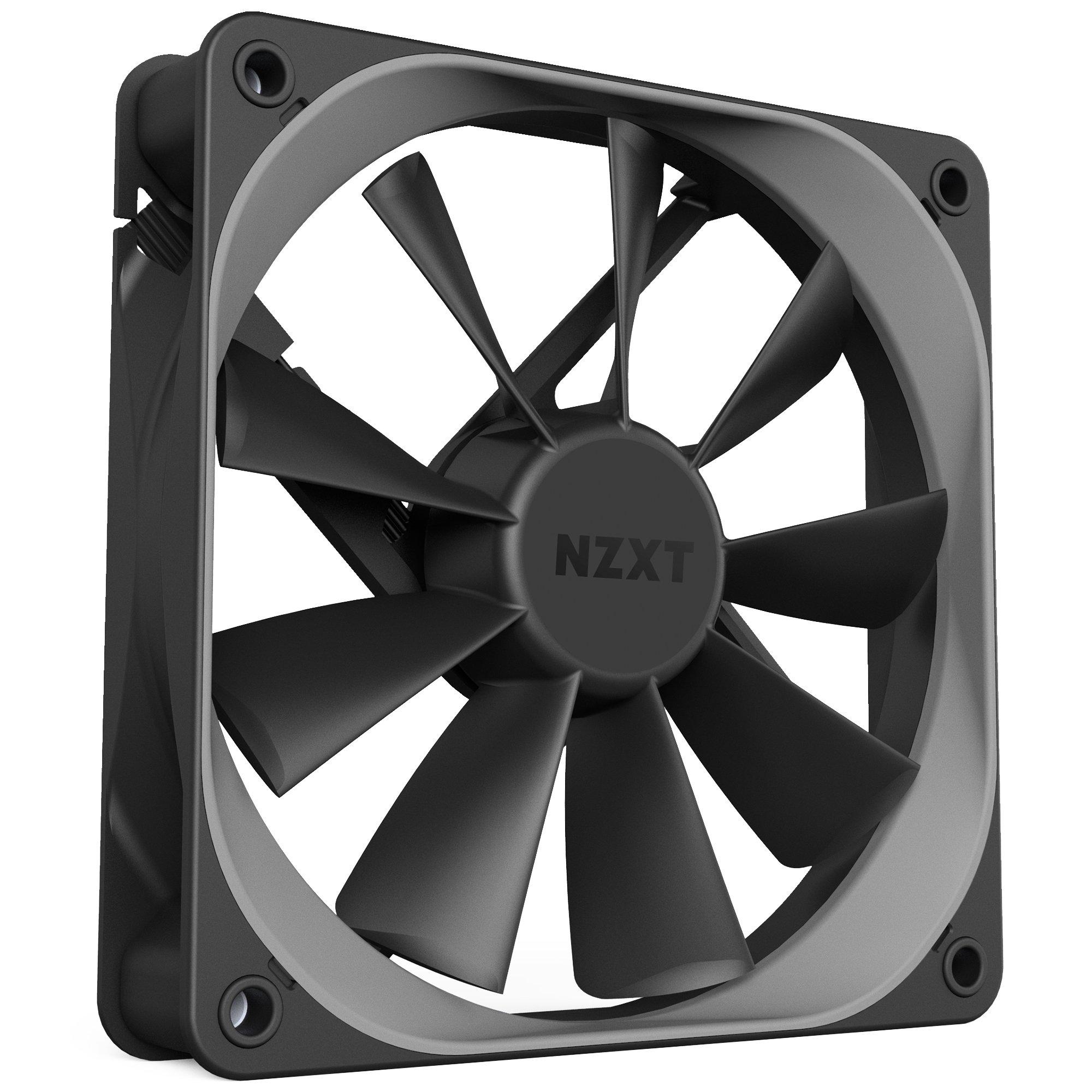 NZXT RF-AF120-B1 120 mm High-performance Airflow PWM Fan by NZXT