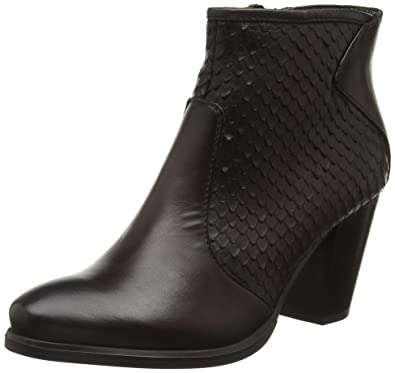 Tamaris 25350, Bottes Femme, (Black), 36 EU