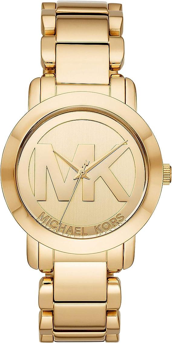 Michael Kors Gold Tone Steel Women's Watch