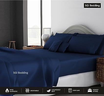 Amazoncom King Size Sheets Luxury Soft 100 Egyptian Cotton