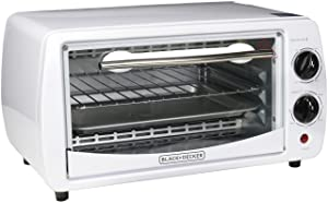 Black & Decker TRO1000C 9-Liter 800W Toaster Oven 9 inches 220 Volts (Not for USA - European Cord)