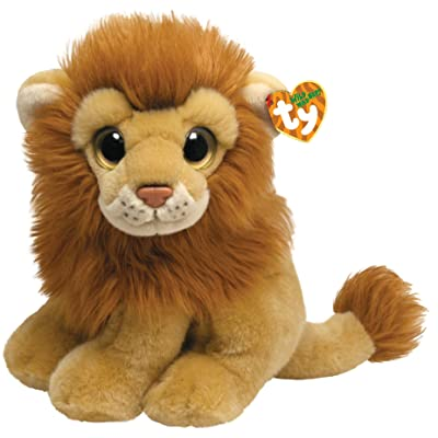 Ty Wild Wild Best Kingston - Lion: Toys & Games