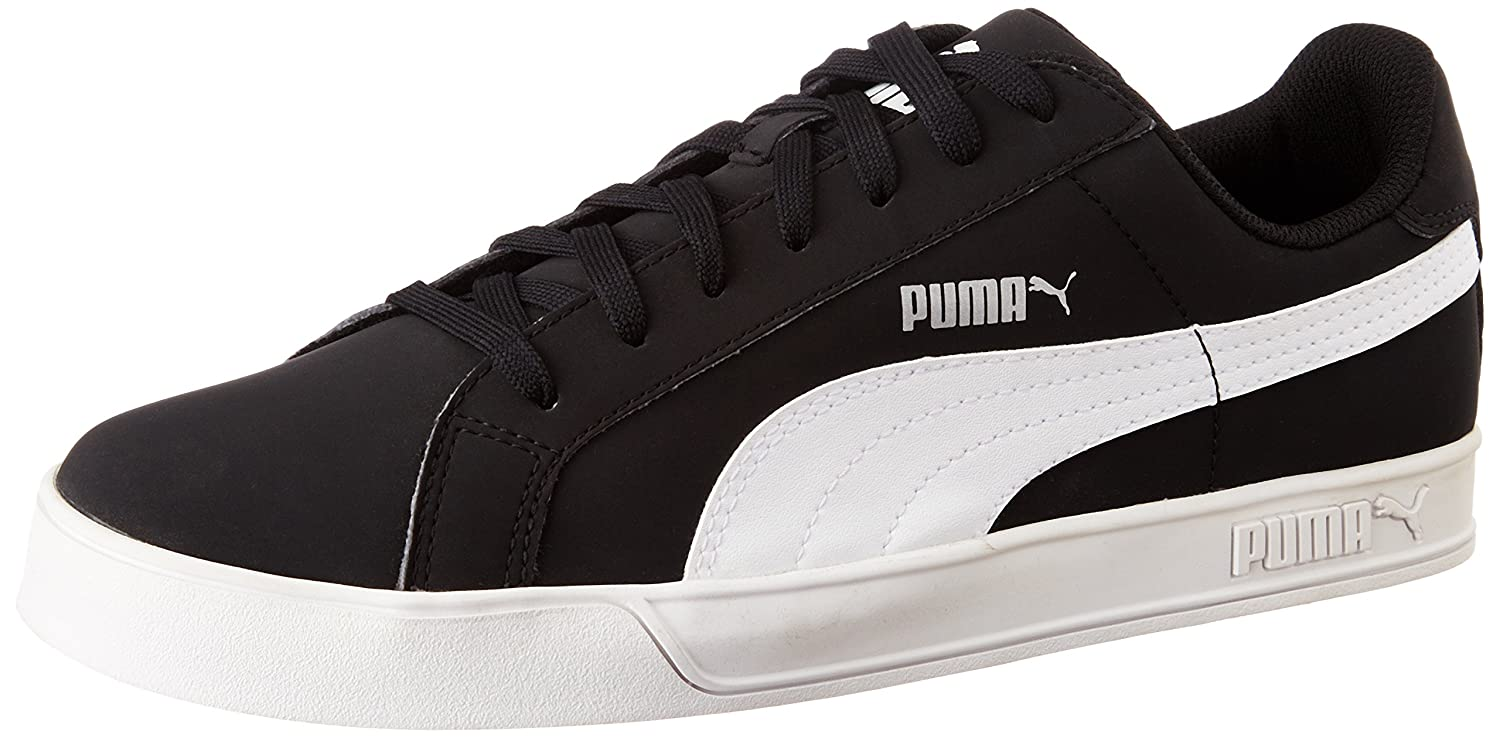 c40d26fa9d9 Puma Men s SmashVulc Sneakers  Buy Online at Low Prices in India - Amazon.in