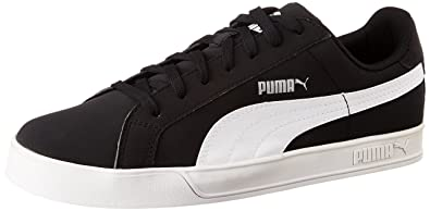 Puma Unisex Adults  Smash Vulc Low-Top Sneakers  Amazon.co.uk  Shoes ... 5c06408d7