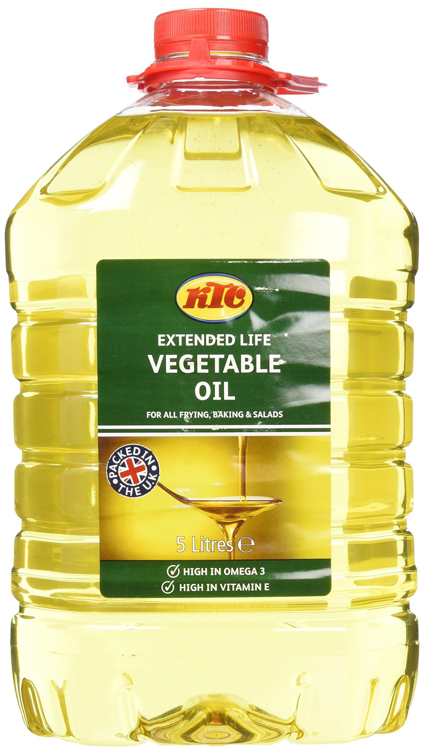 KTC Vegetable Oil, 5L