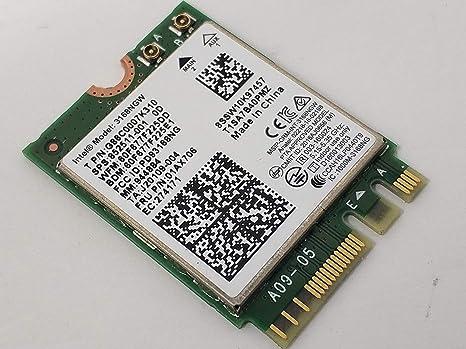 COMPRO PC Tarjeta de Red inalámbrica para HP 255 G6 802.11 ...