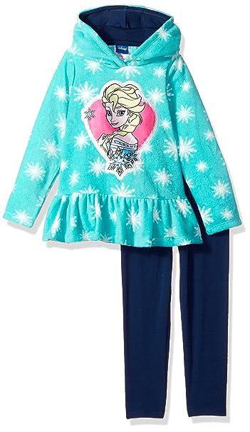 Amazon.com: Disney Little Girls2 Piezas Elsa Juego de forro ...