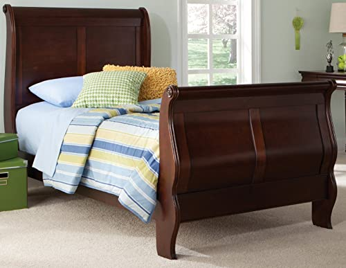 Liberty Furniture Industries Carriage Court Full Sleigh Bed