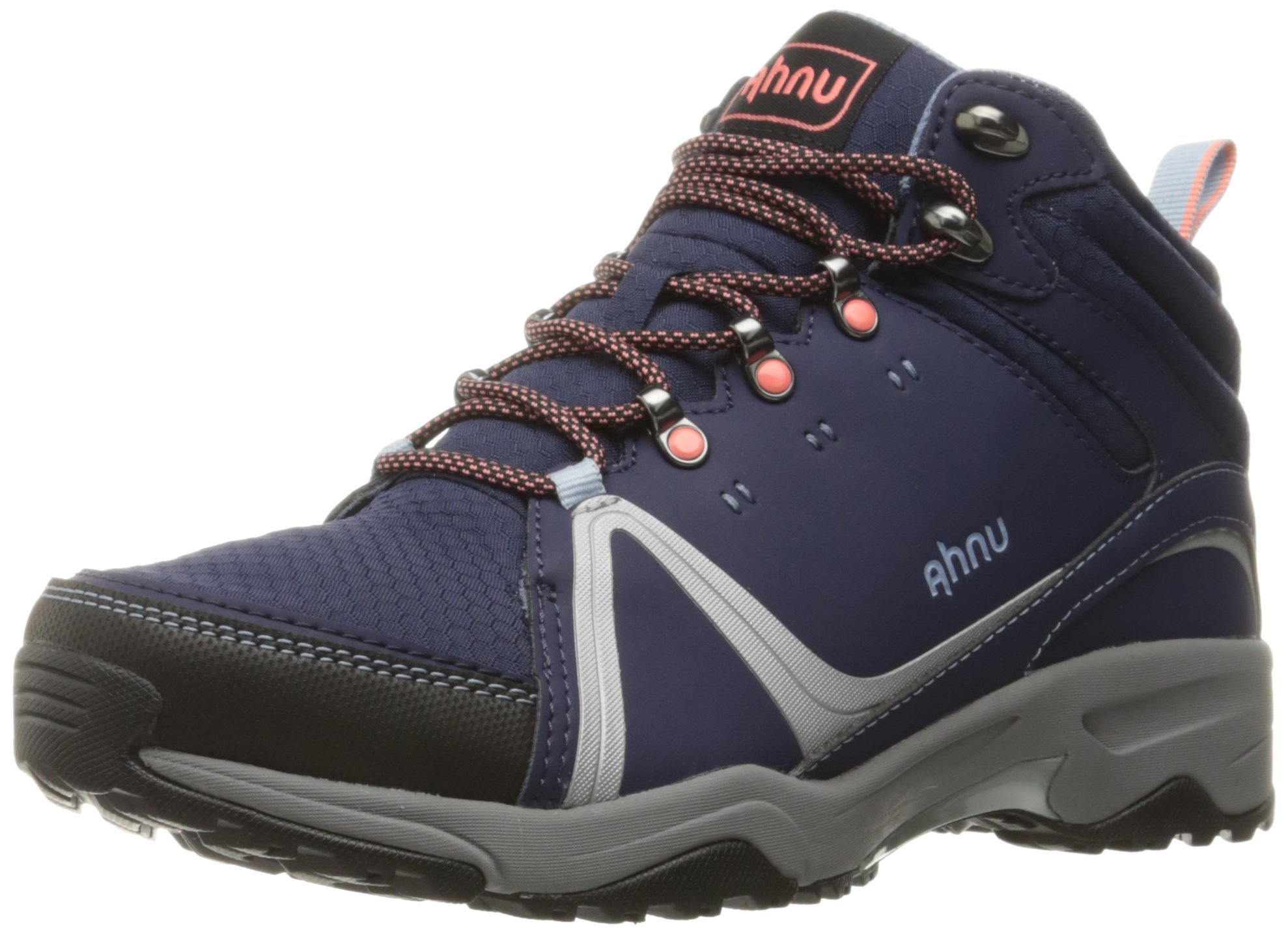 Ahnu Women's Alamere Mid Hiking Boot, Iris Shadow, 9.5 M US