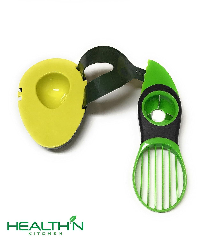 HealthnKitchen Comfort-Grip - Juego de herramientas 3 en 1 para ...