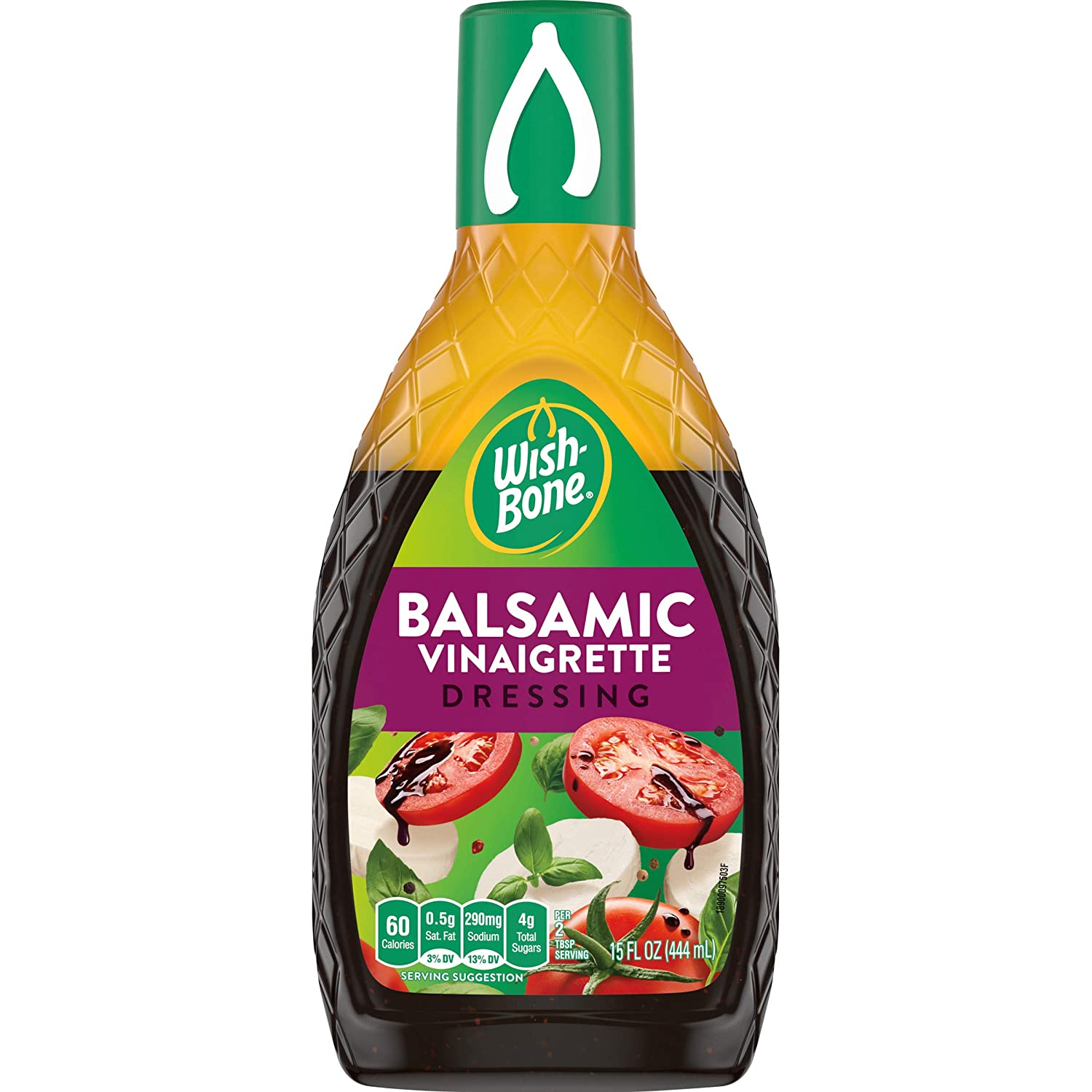 Wish-Bone Balsamic Vinaigrette Dressing, 15 FL OZ