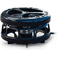 K&H Pet Products Thermo-Pond Perfect Climate Deluxe Pond Deicer Black - MET Safety Listed