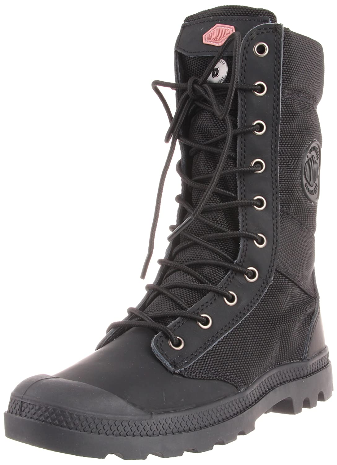 Amazon.com | Palladium Women's Pampa Tactical Combat Boot | Mid-Calf