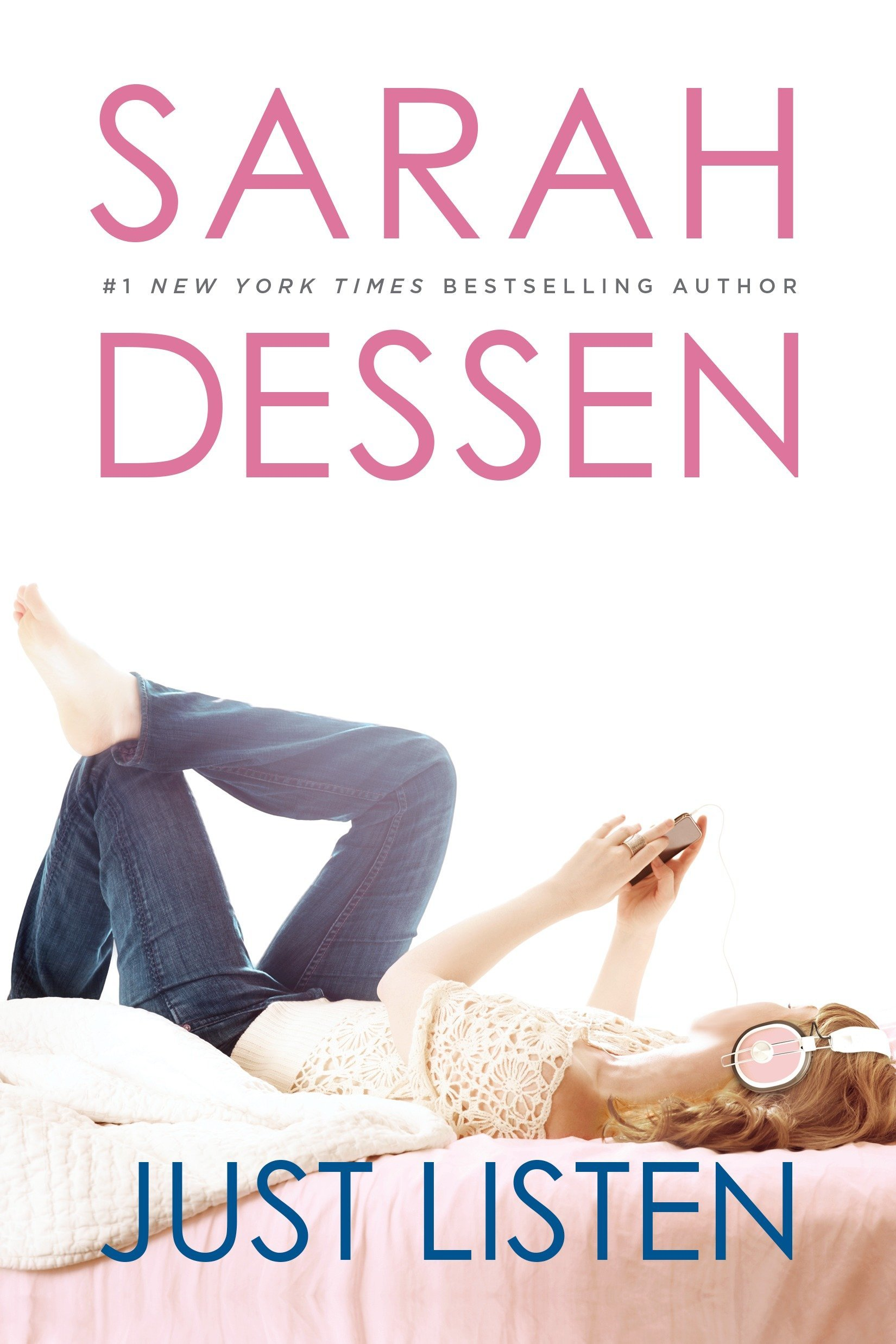 Image result for just listen sarah dessen