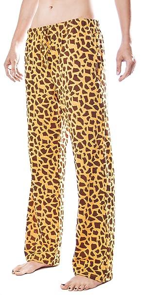 Cornette Pantalones de Pijamas Ropa Mujer CR-690 (Motivo-8, S)