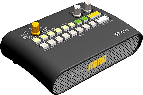 Korg KR Mini KR-55 - Caja de ritmos, color negro: Amazon.es ...