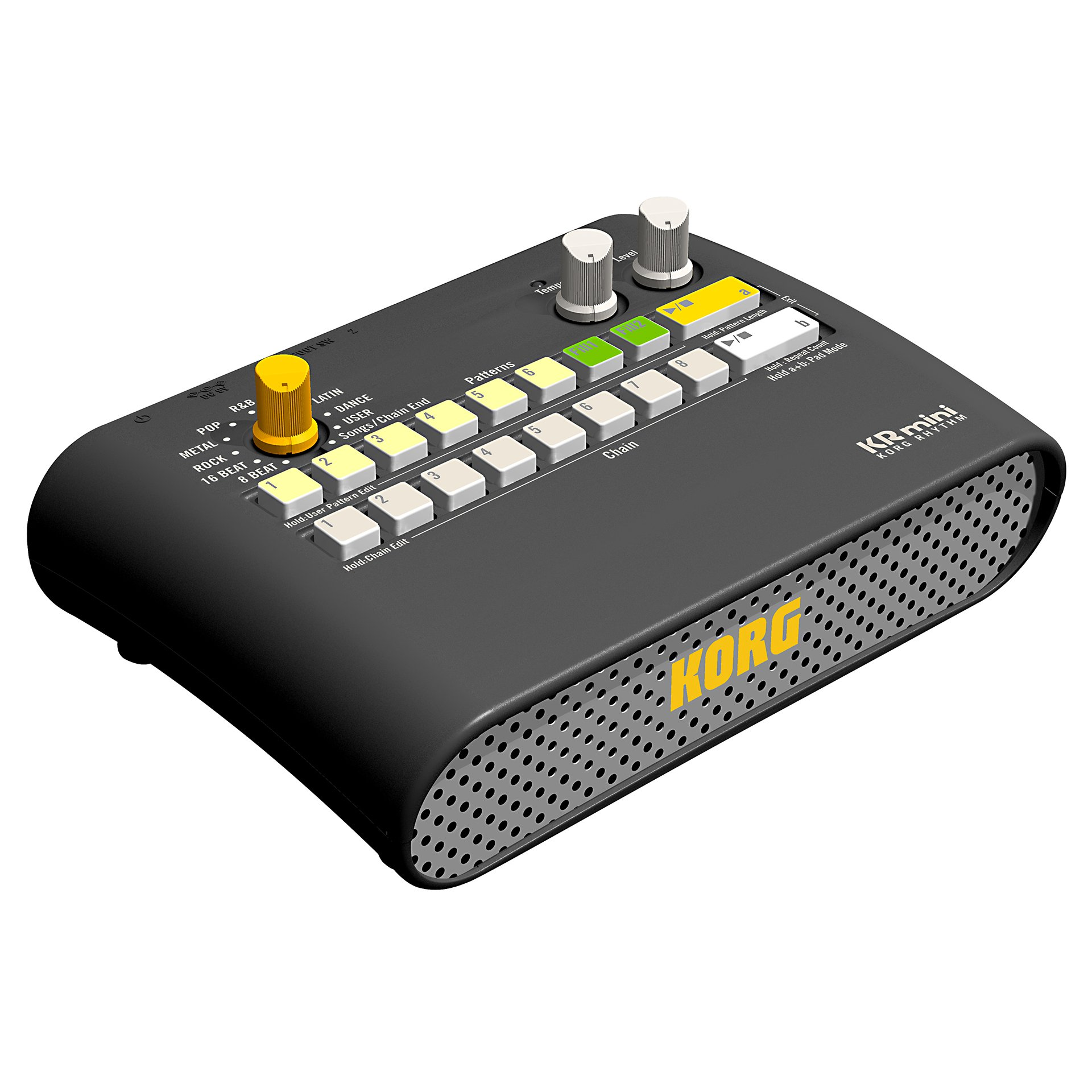 Korg Portable Keyboard, inch (KRMINI) by Korg