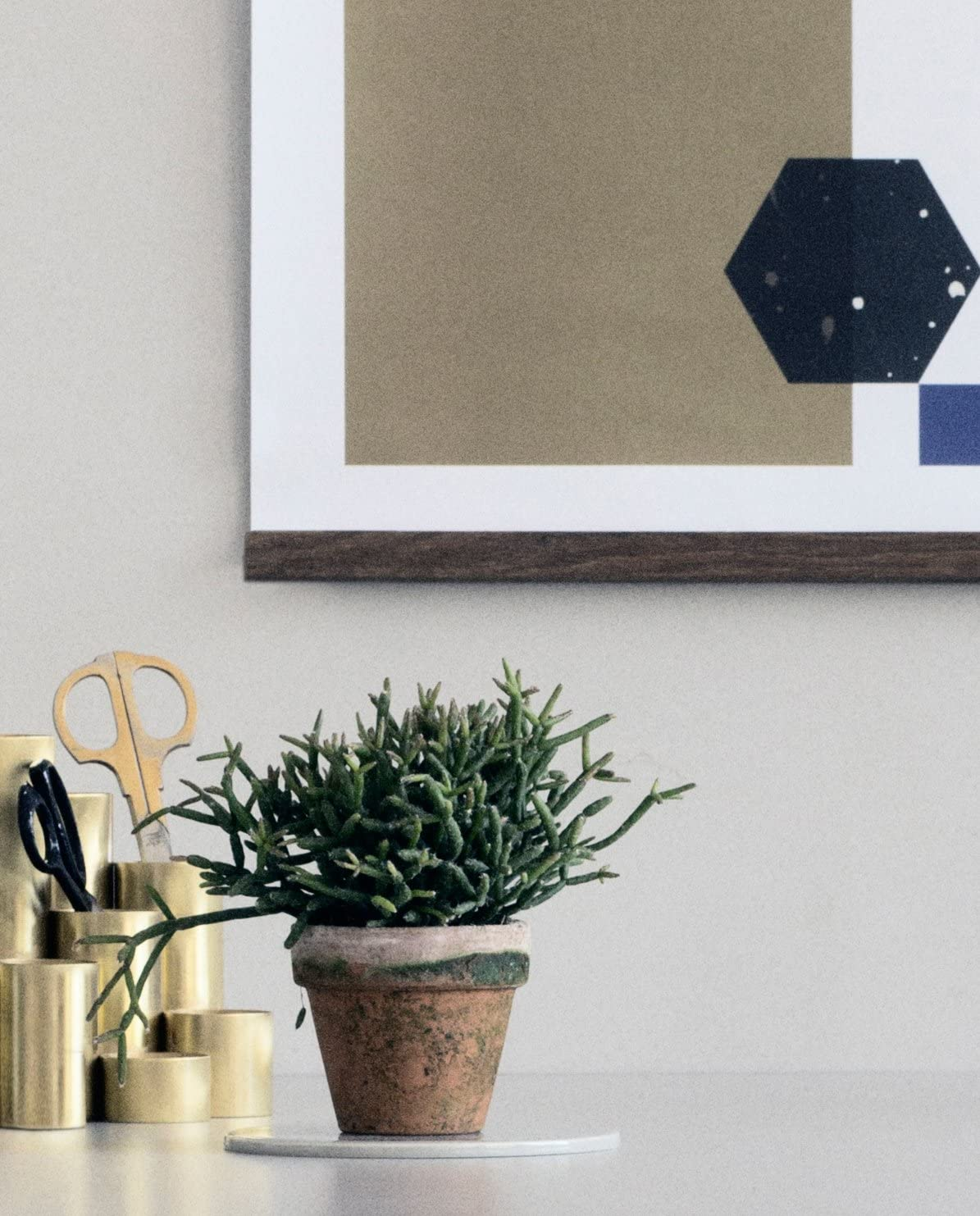 Ferm Living Pencil Holder Brass