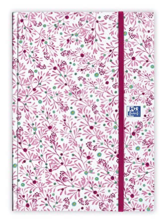 Oxford 100735840 Flowers agenda Civil (año 2019 15 x 21 cm ...