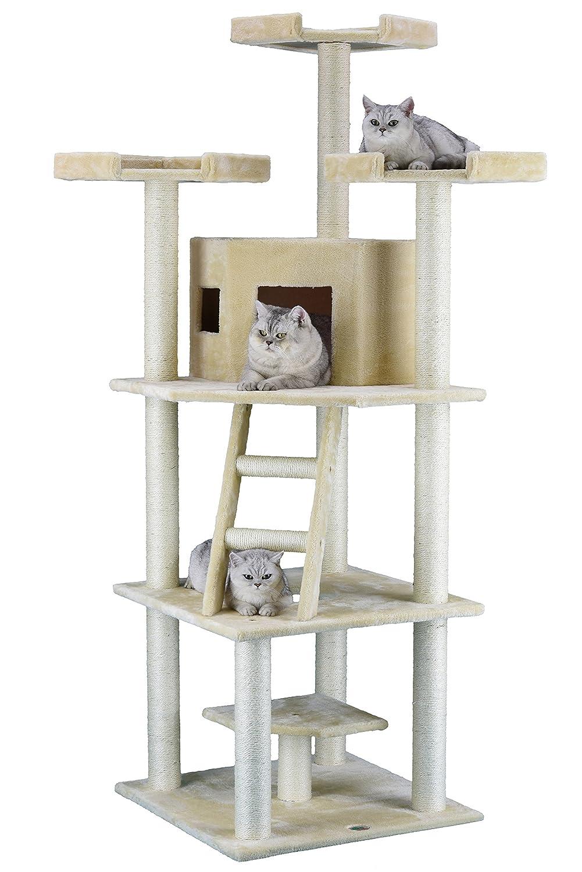 Go Pet Club 78-Inch High Cat Tree