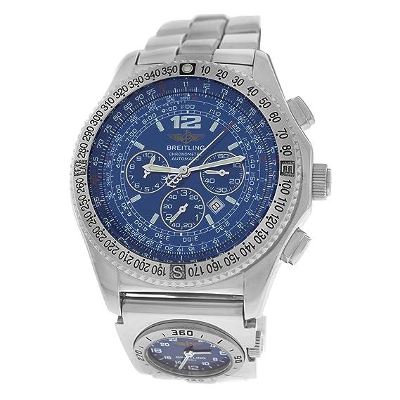 Breitling Colt swiss-automatic Mens Reloj a70174 (Certificado) de segunda mano: Breitling: Amazon.es: Relojes