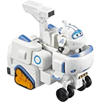 "Super Wings - – Astra'S Robo Rover | Transforming Toy Vehicle Set | Includes Transform-A-BOT Astra Figure | 2"" Scale"