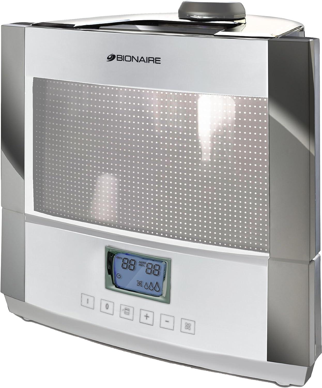 Bionaire BU8000 IUK Ultrasonic Humidifier with Humidity Colour Display