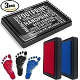 Baby Ink Pad - Handprint & Footprint Newborn Kit