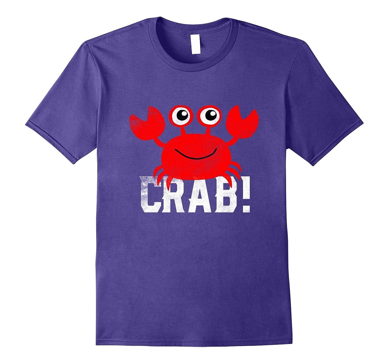 Carcinology Student Gift Love Crabs Shirt Crustacean Nerd-T-Shirt