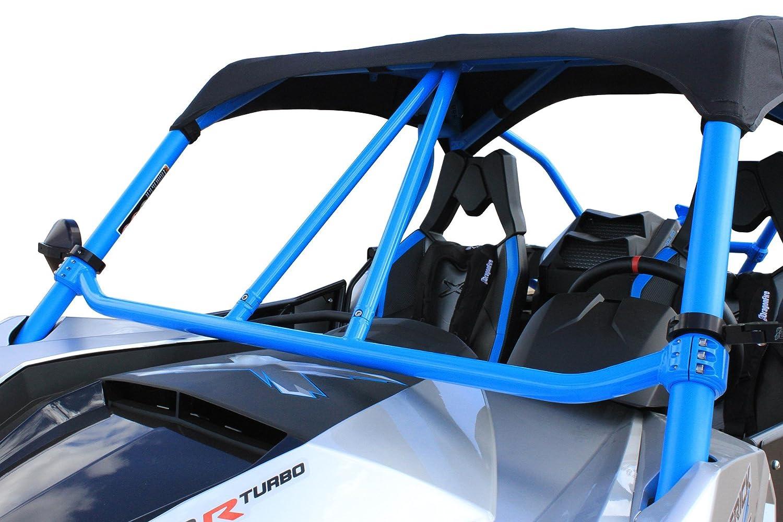 Amazon.com: Bundle 2 items: Dragonfire Racing RacePace Flying V Bar for Maverick / Commander and Free Unhinged ATV HAT! (RED): Automotive