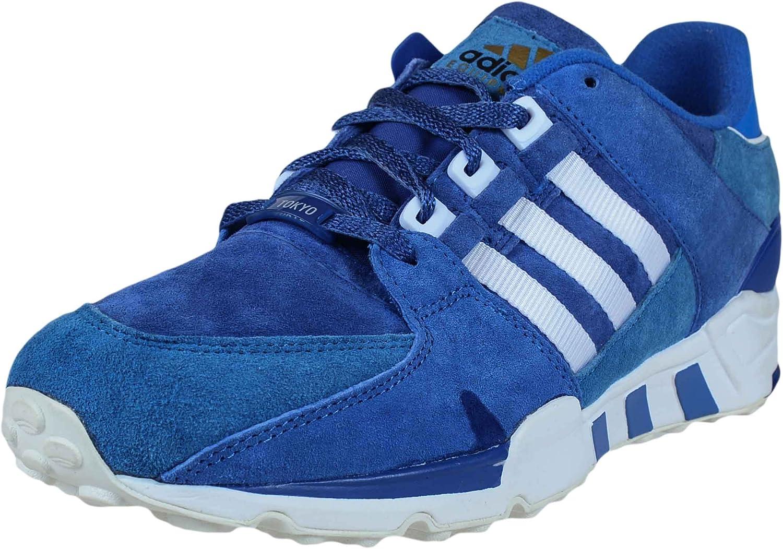 Caracterizar Post impresionismo Acostumbrados a  Amazon.com | adidas Men's Equipment Running Support Blue/White B27661 |  Road Running