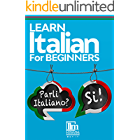 Learn Italian for beginners: The lessons include grammar, phrases, vocabulary and 2 bonus short stories. Buy it now and…