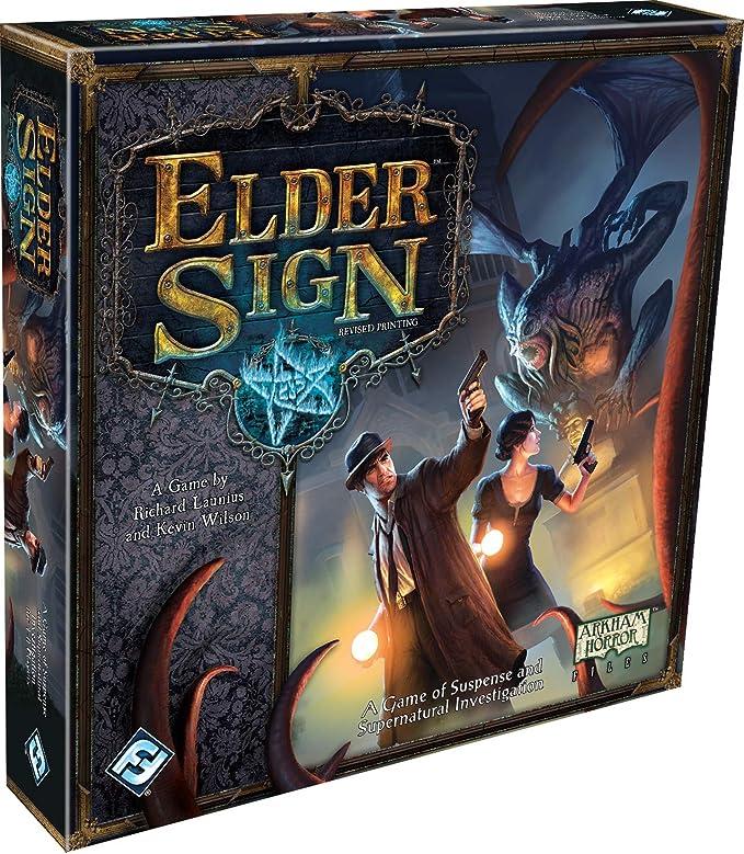 Amazon.com: Juego Elder Sign: Richard Launius, Kevin Wilson ...
