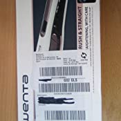 Rowenta Premium Care Brush & Straight SF7510F0 - Plancha de pelo ...