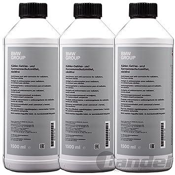 4,5 litros de líquido anticongelante concentrado original OEM ...