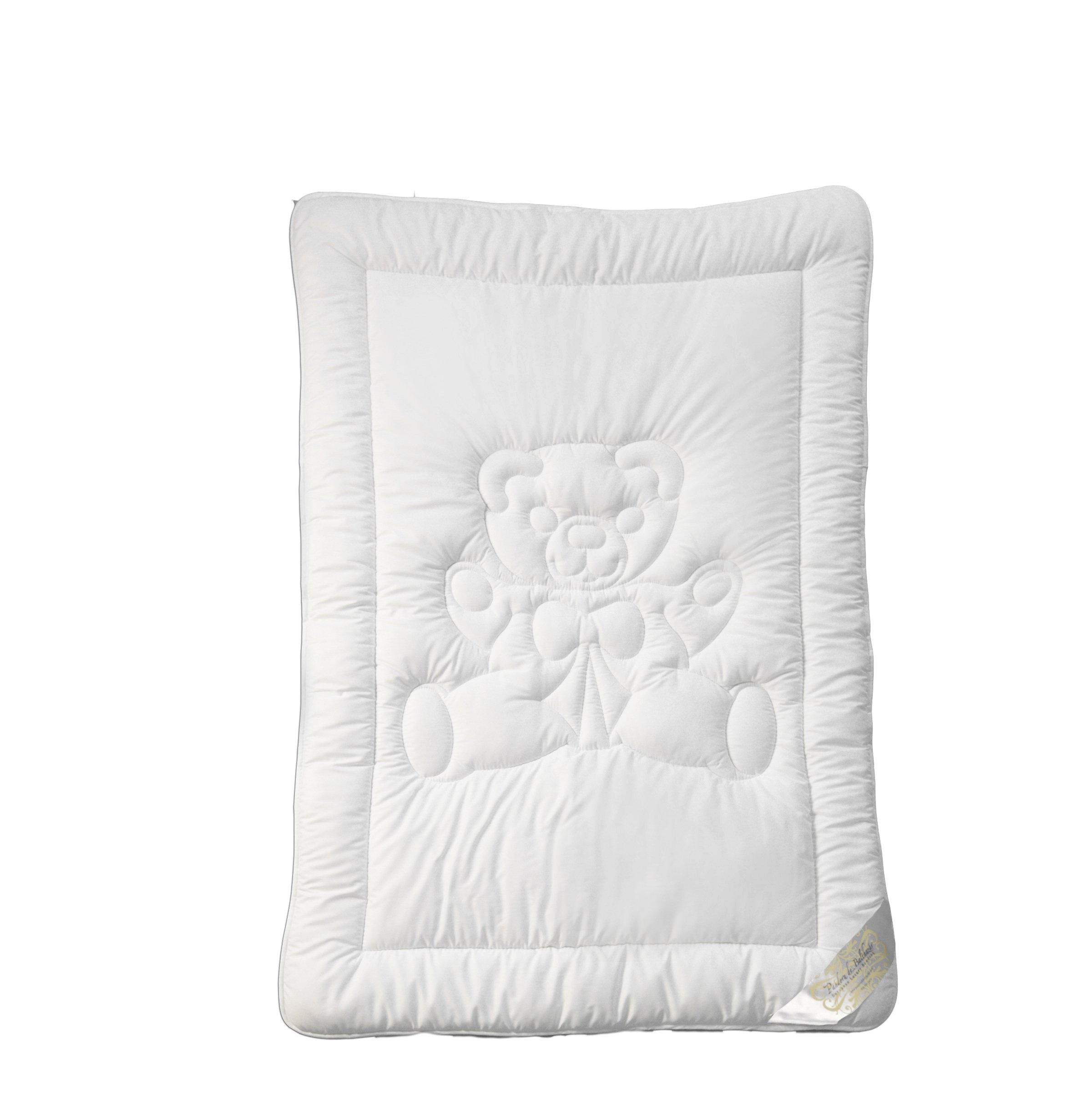 Pandora de Balthazar Baby Quilt With Bear Pattern