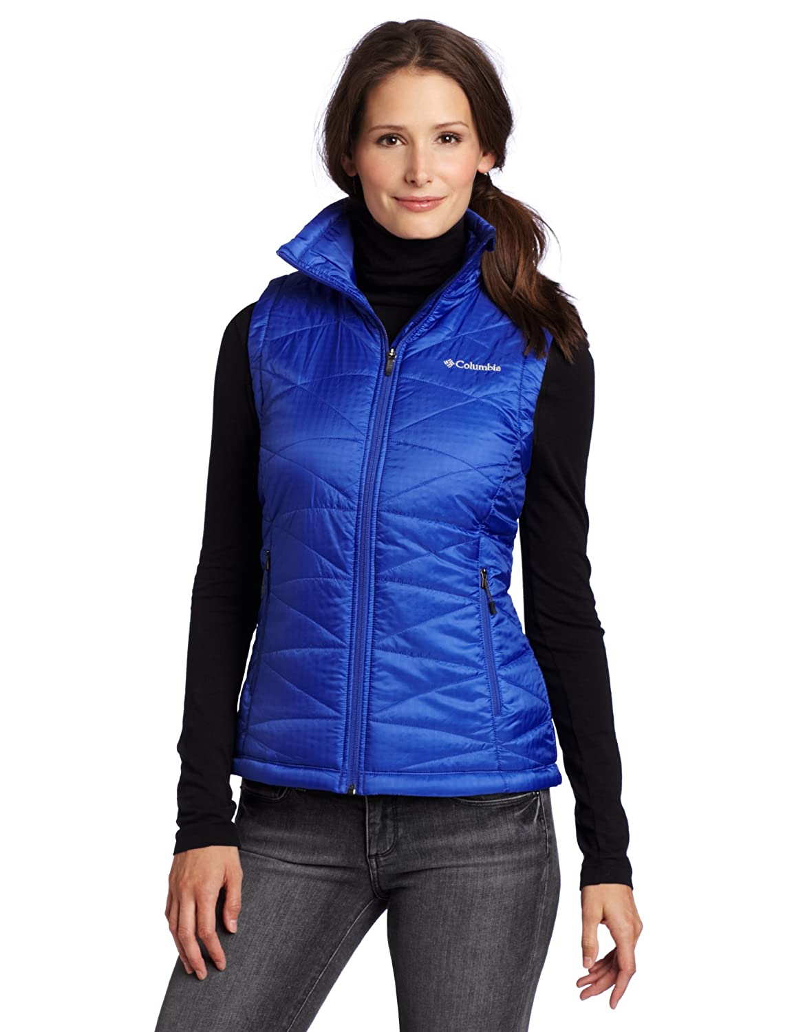 Columbia Women's Mighty Lite III Vest Columbia (Sporting Goods) WL1471